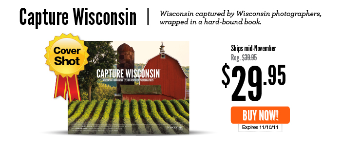 Capture Wisconsin Book