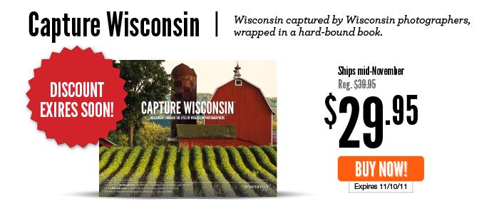 Capture Wisconsin Book